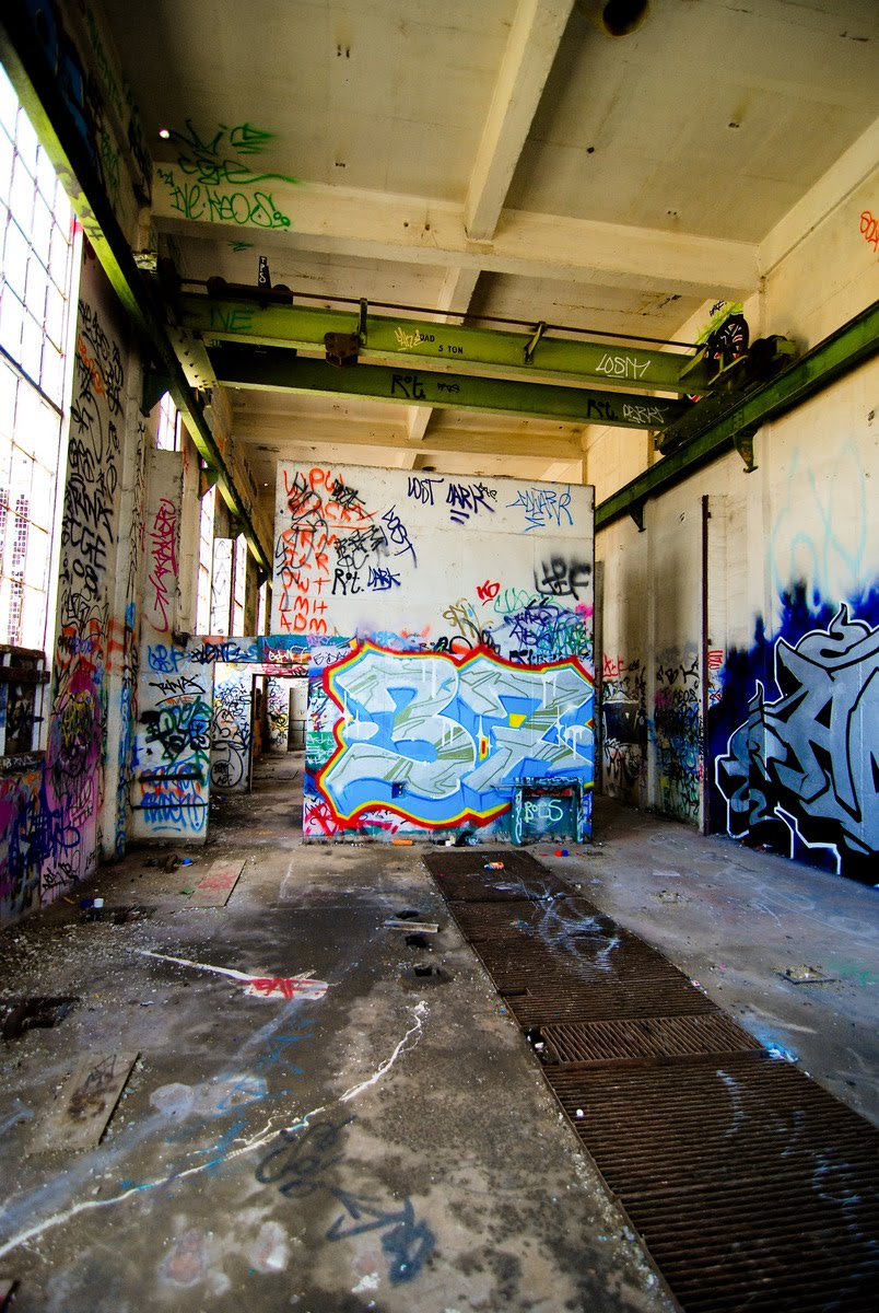 abandoned building freo power station 1